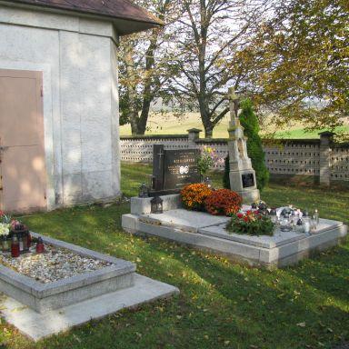 Cintorín, jeseň 2020