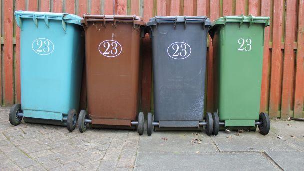 Vývoz komunálneho odpadu v roku 2021
